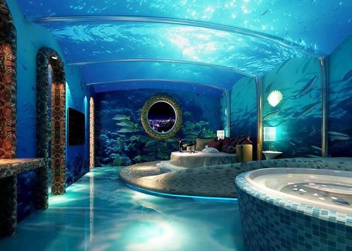 壁纸 海底 海底世界 海洋馆 水族馆 700_500