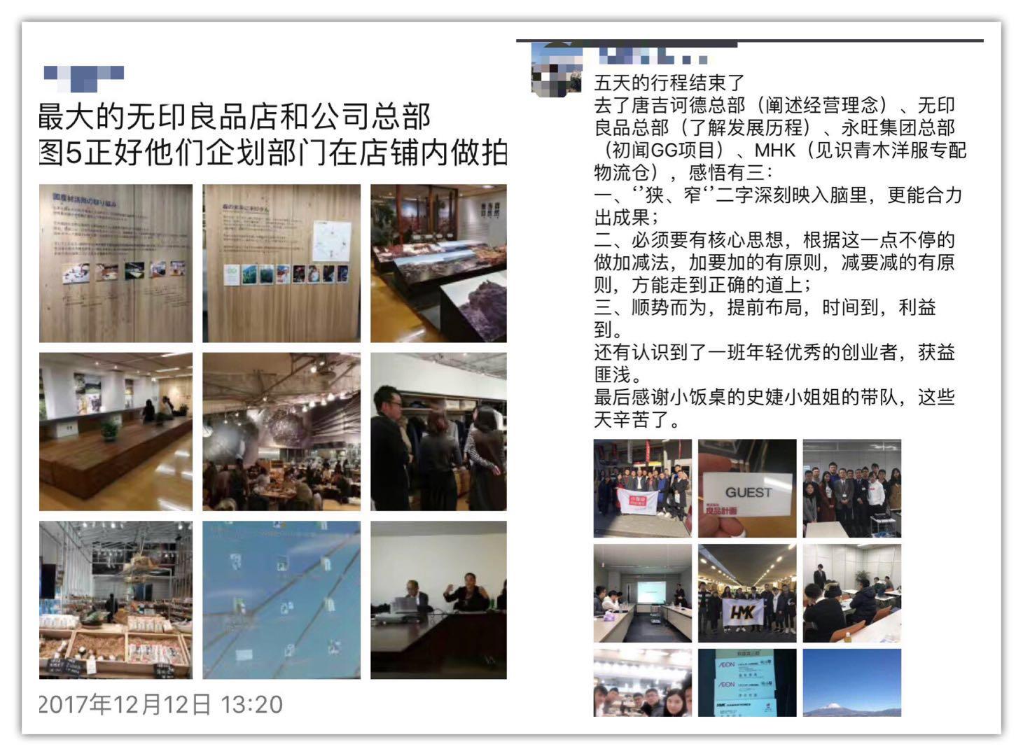 多元化企业体验的课程图片